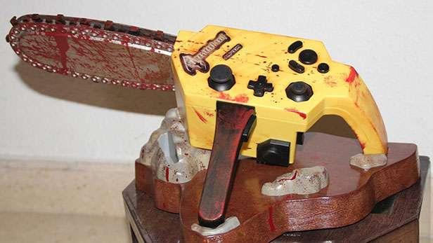 10 самых необычных игровых контроллеров