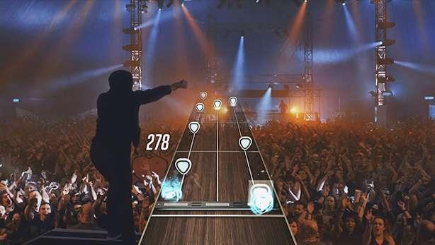 Activision выпускает Guitar Hero Live в 2015 году
