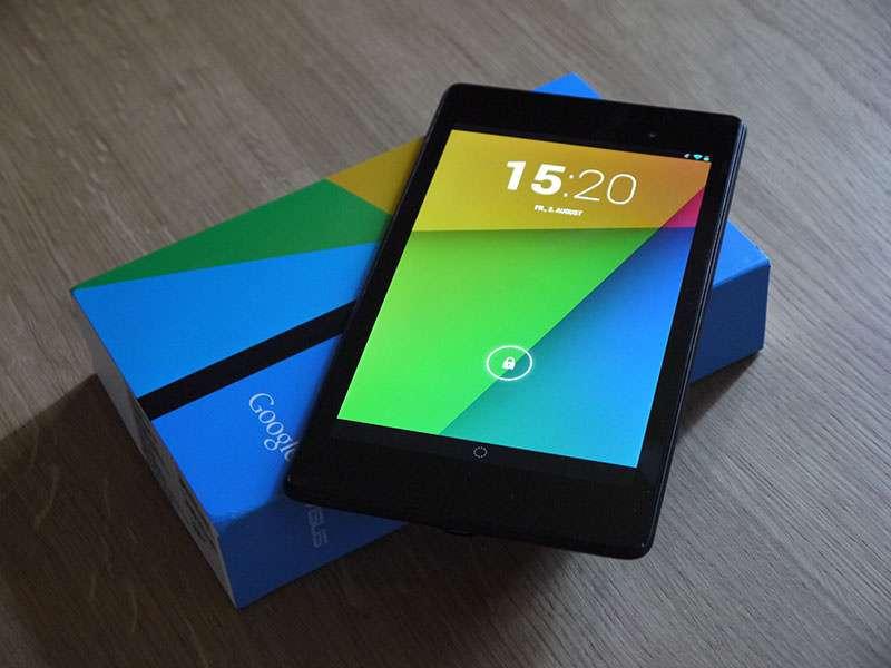 Asus Nexus 7 2013 года исчез из магазина Google