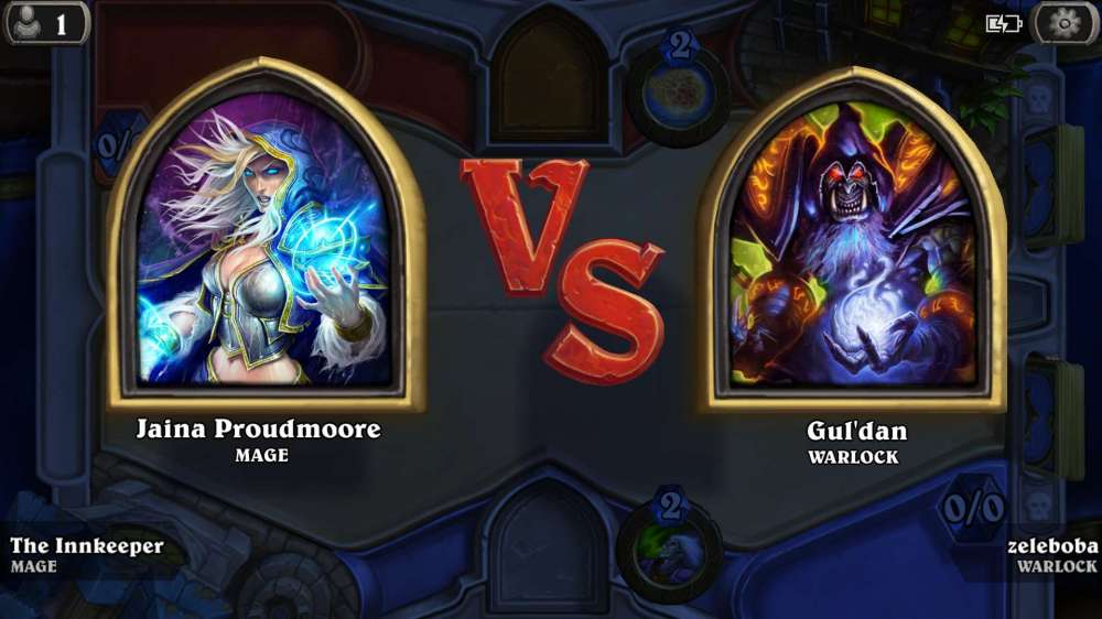 Hearthstone: Heroes of Warcraft завезли на Android-смартфоны