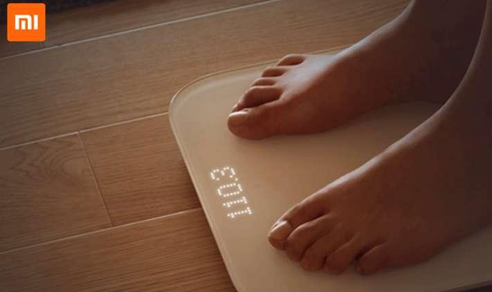 Интеллектуальные весы от Xiaomi