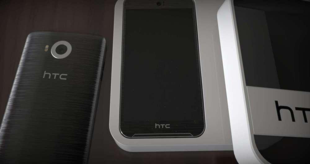 Концепт смартфона HTC One M10 от фанатов