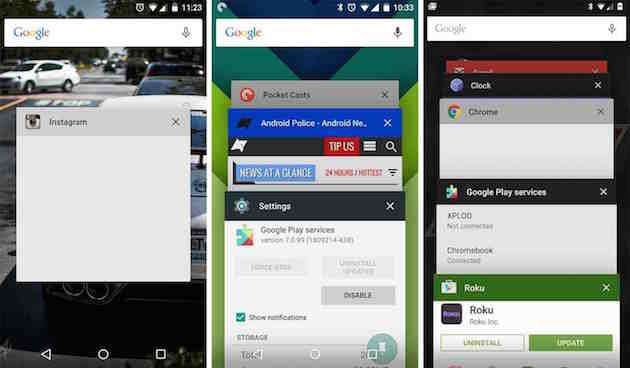 Логотип Google заиграл новыми красками в Android