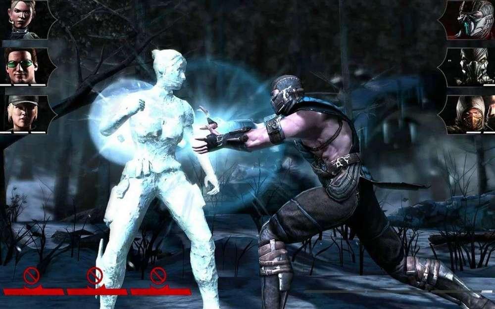 Mortal Kombat X вышел для Android, пока не для России