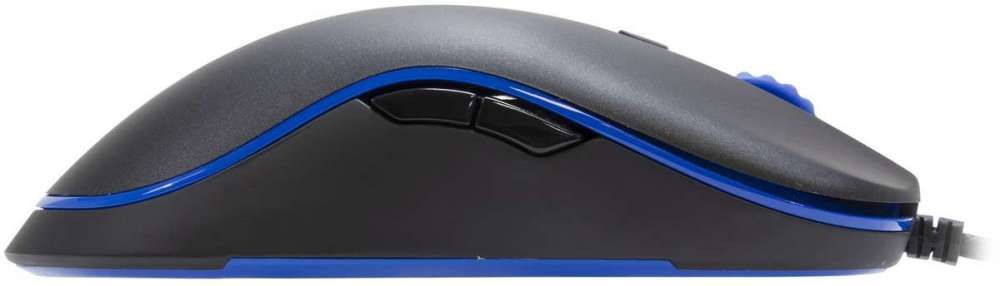 Ozone Neon: удлиненная и шустрая геймерская мышь