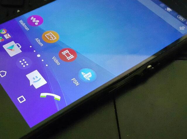 Продолжаем наблюдение за Sony Xperia Z4
