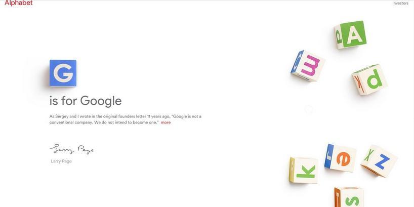 Google меняется, привычной нам компании больше не будет