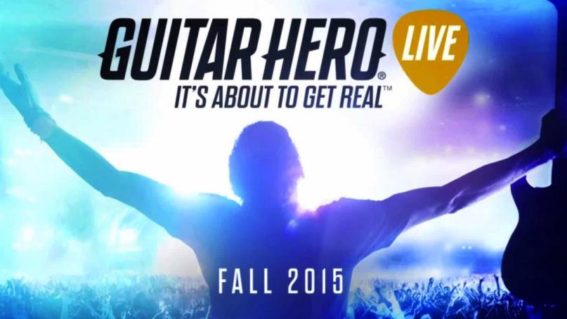 Известен список песен, которые появятся в Guitar Hero Live