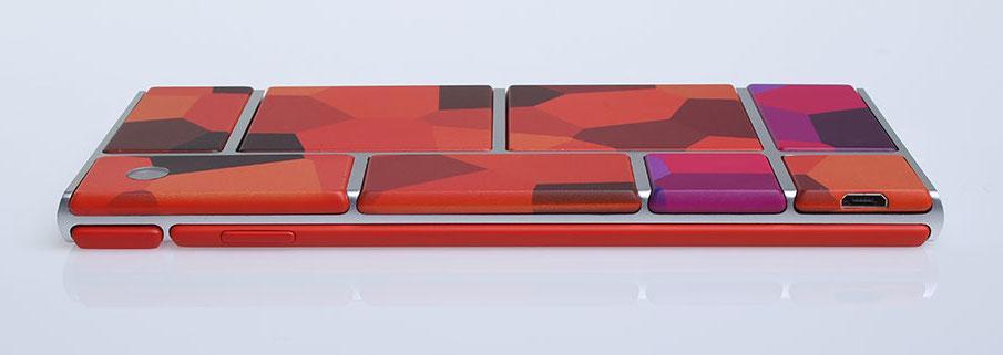 Модульные смартфоны Project Ara, помните таких?