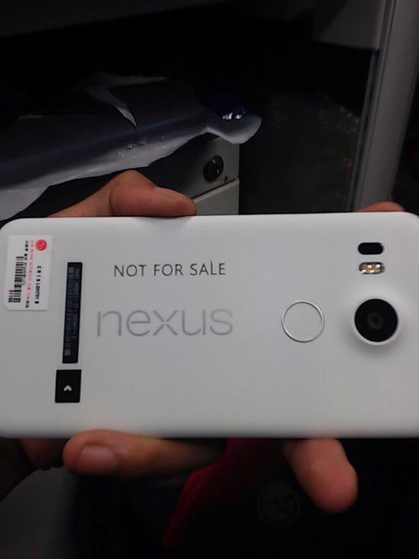 Настоящие фото Nexus 5 2015