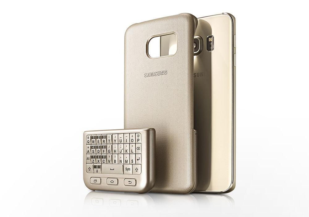 Samsung выпустила физическую qwerty-клавиатуру для смартфонов