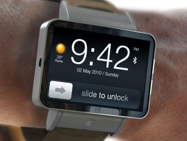 Самые умные в мире часы Apple