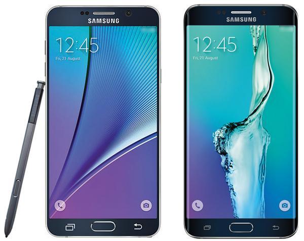 Утечки по теме Samsung Galaxy Note 5