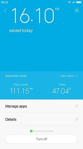 Xiaomi и Opera Software помогут пользователям сэкономить мобильные данные в MIUI 7
