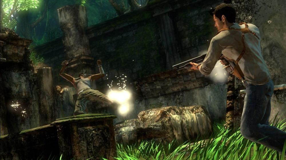 Обзор Uncharted: Натан Дрейк. Коллекция. PS4