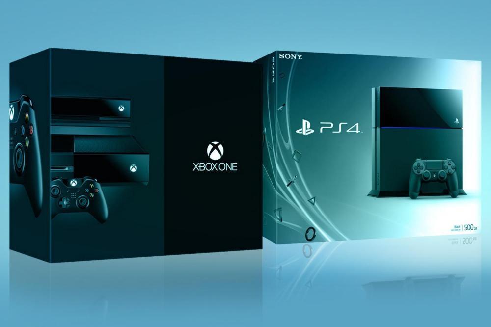 Playstation 4 обогнала по продажам Xbox One в ноябре