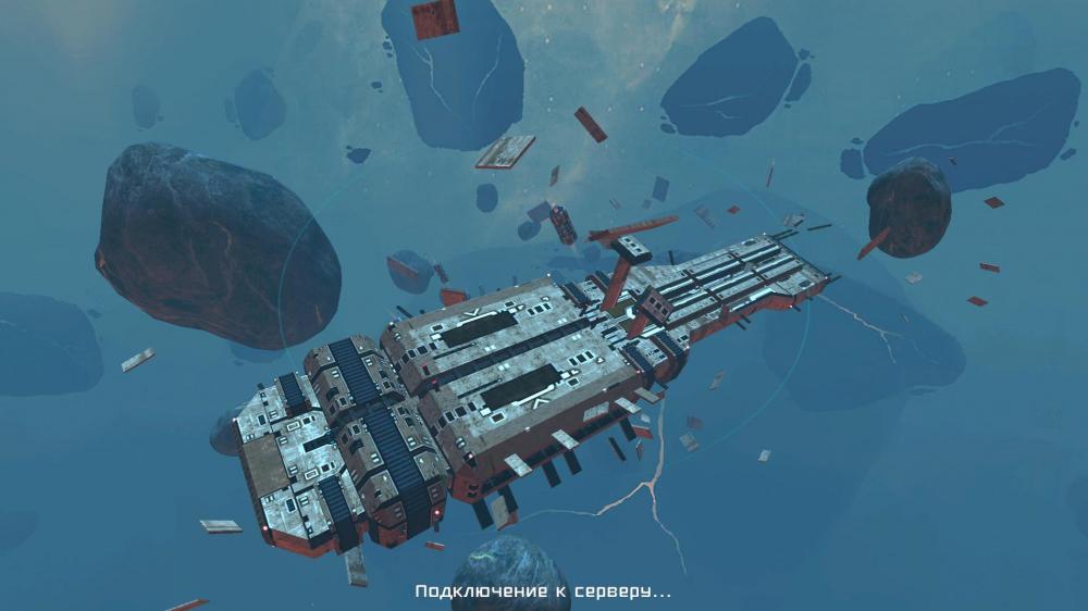 Space Jet - бороздим и отстреливаемся!