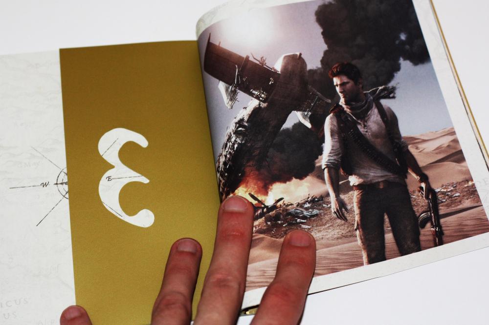 Uncharted. Натан Дрейк. Коллекция: Подарок от Sony «три в одном»
