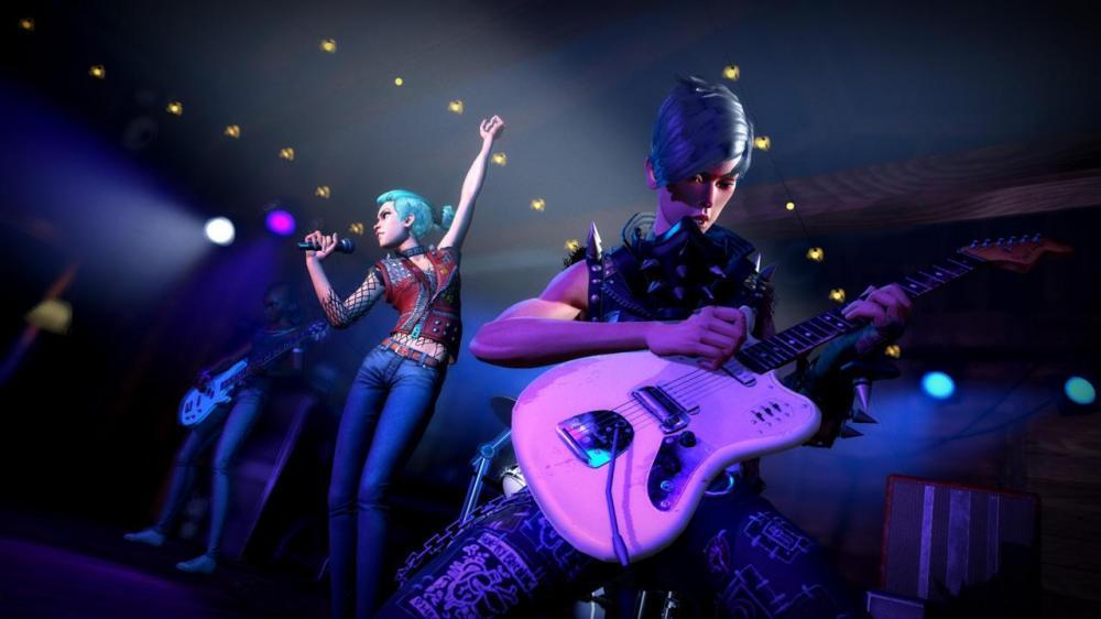 В Rock Band 4 можно импортировать треки из предыдущей части