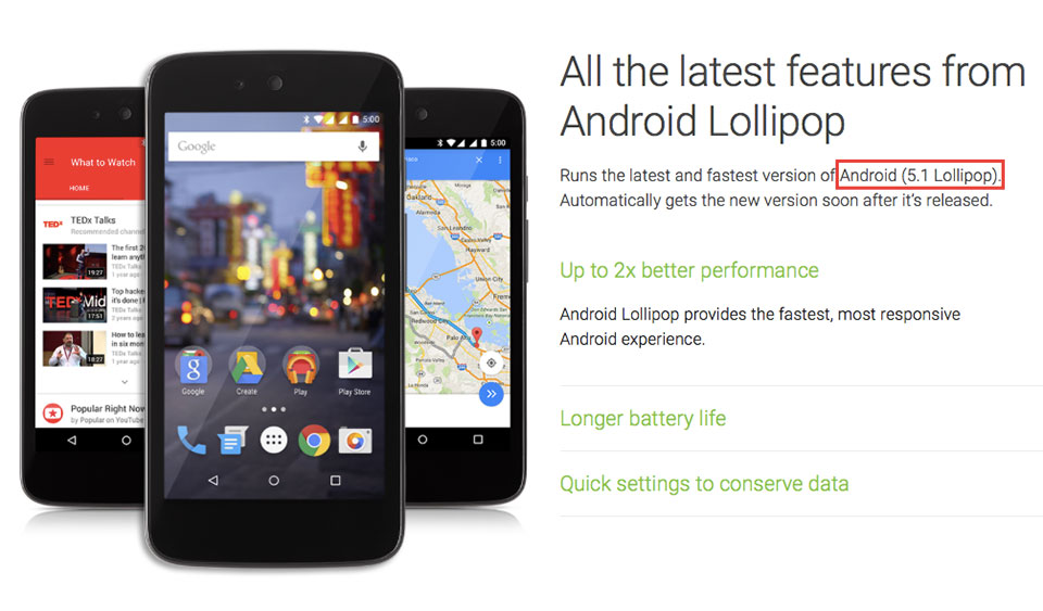 Android 5.1 Lollipop уже в Индонезии