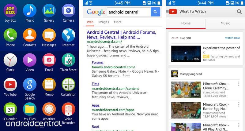 Даже смартфоны на базе Tizen в экосистеме Google