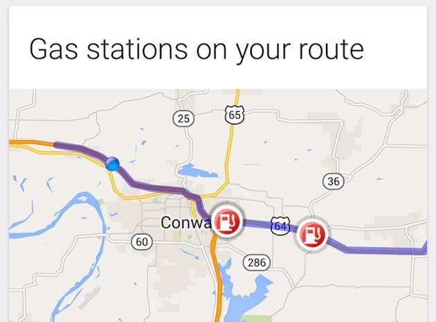 Google Now стал умнее, Lollipop управляется голосом