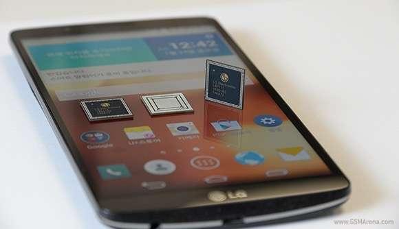 LG проектируют собственный чипсет для топовых смартфонов