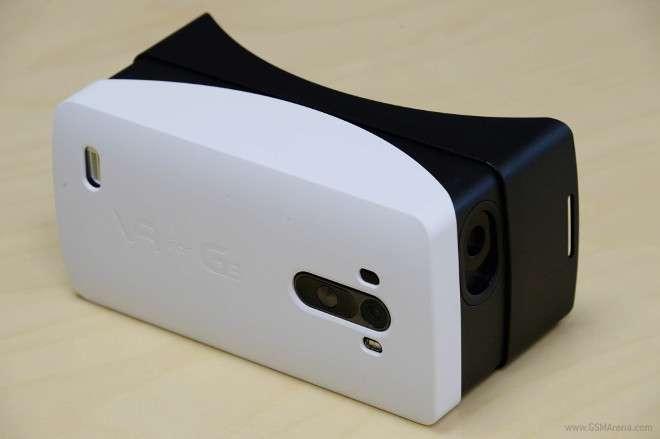 LG раздают бонусный шлем виртуальной реальности при покупке G3