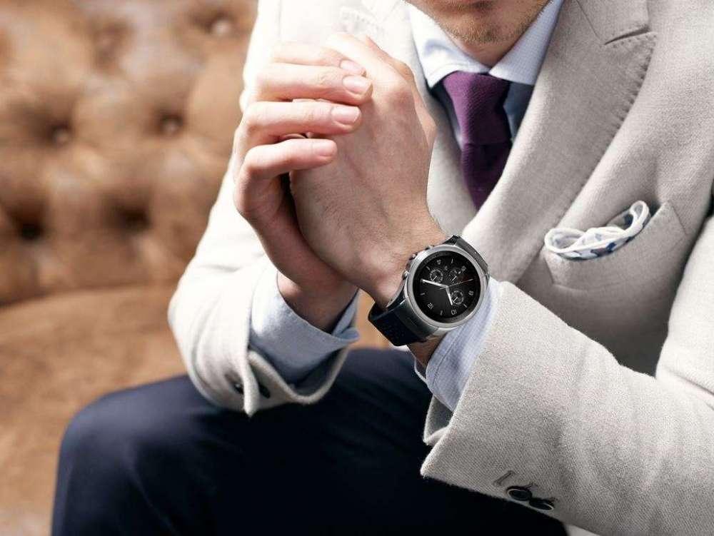 LG выпускают часы Watch Urbane LTE не на Android Wear