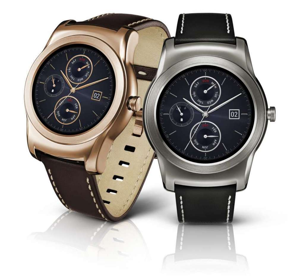 LG выпускают умные часы G Watch Urbane с прицелом на роскошь