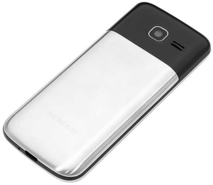 Обзор телефона KENEKSI K5 - актуальные кнопки