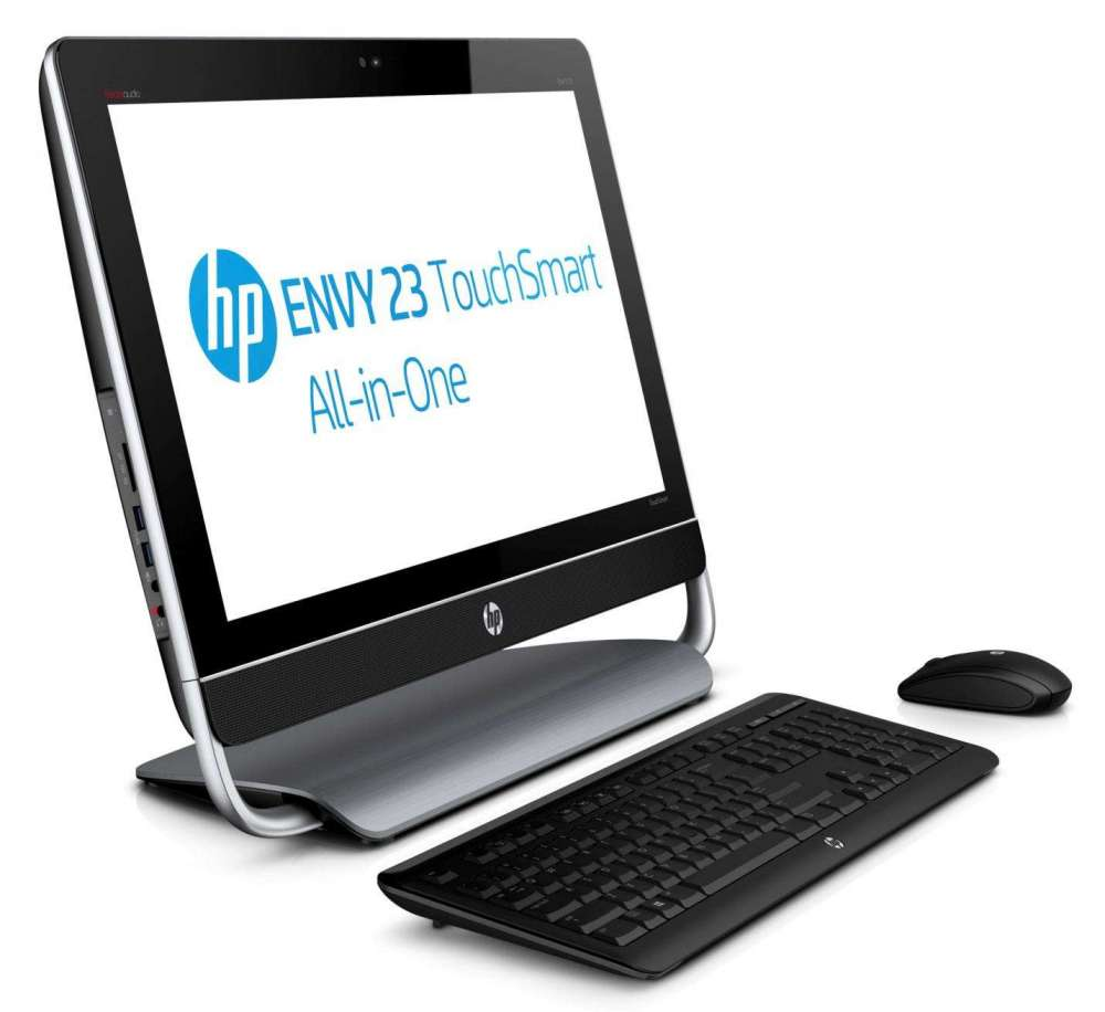 Отчёт с презентации новых продуктов Hewlet Packard