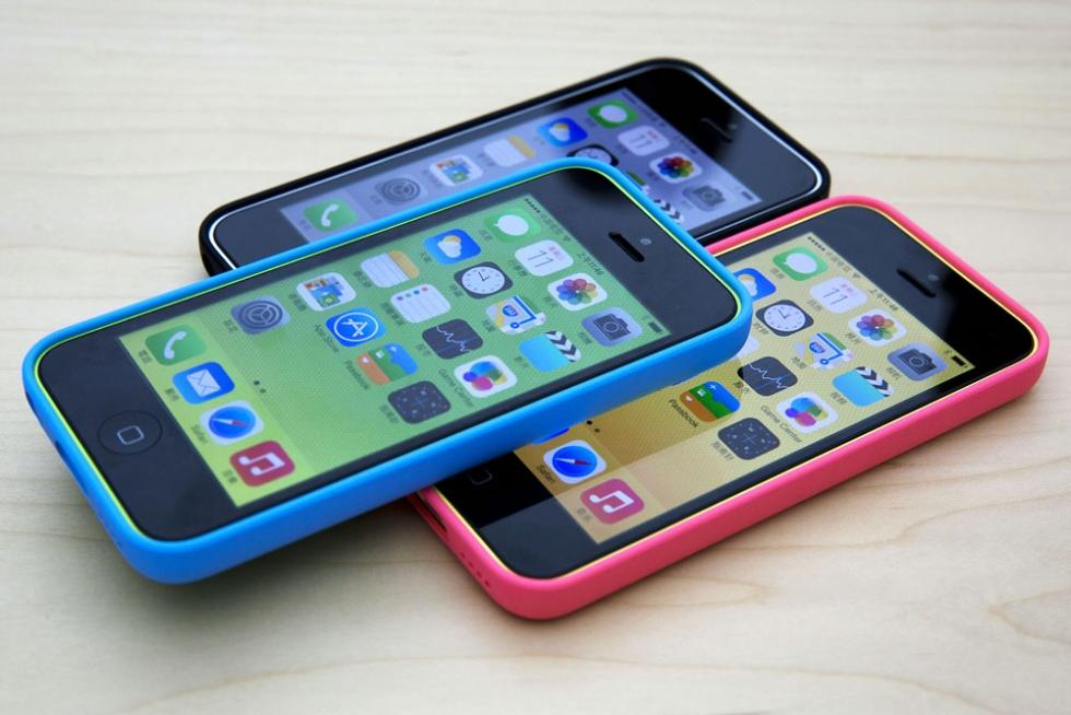 Ремонт смартфонов и замена стекла iphone 5c