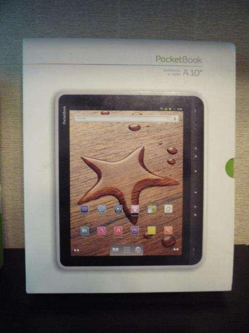 Ридер электронных книг PocketBook A7 и PocketBook A10