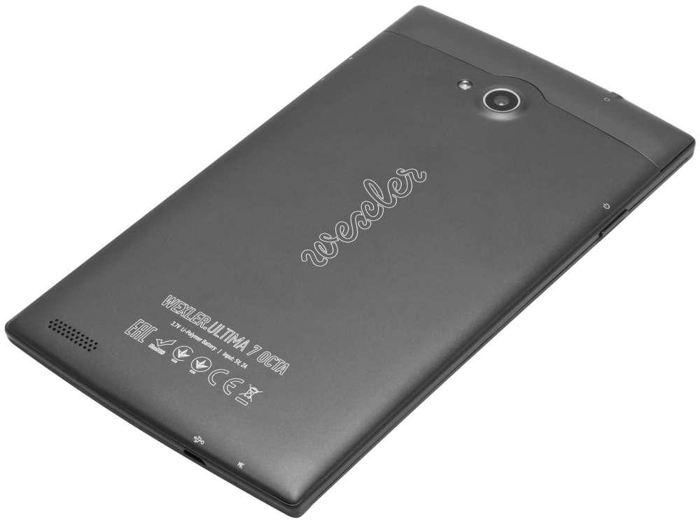 Скромная цена и достойное качество: планшет WEXLER.ULTIMA 7 OCTA