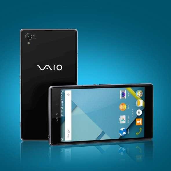 Смартфоны VAIO - скоро реальность