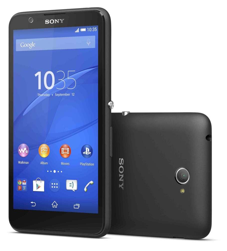 Sony выпустили Xperia E4g