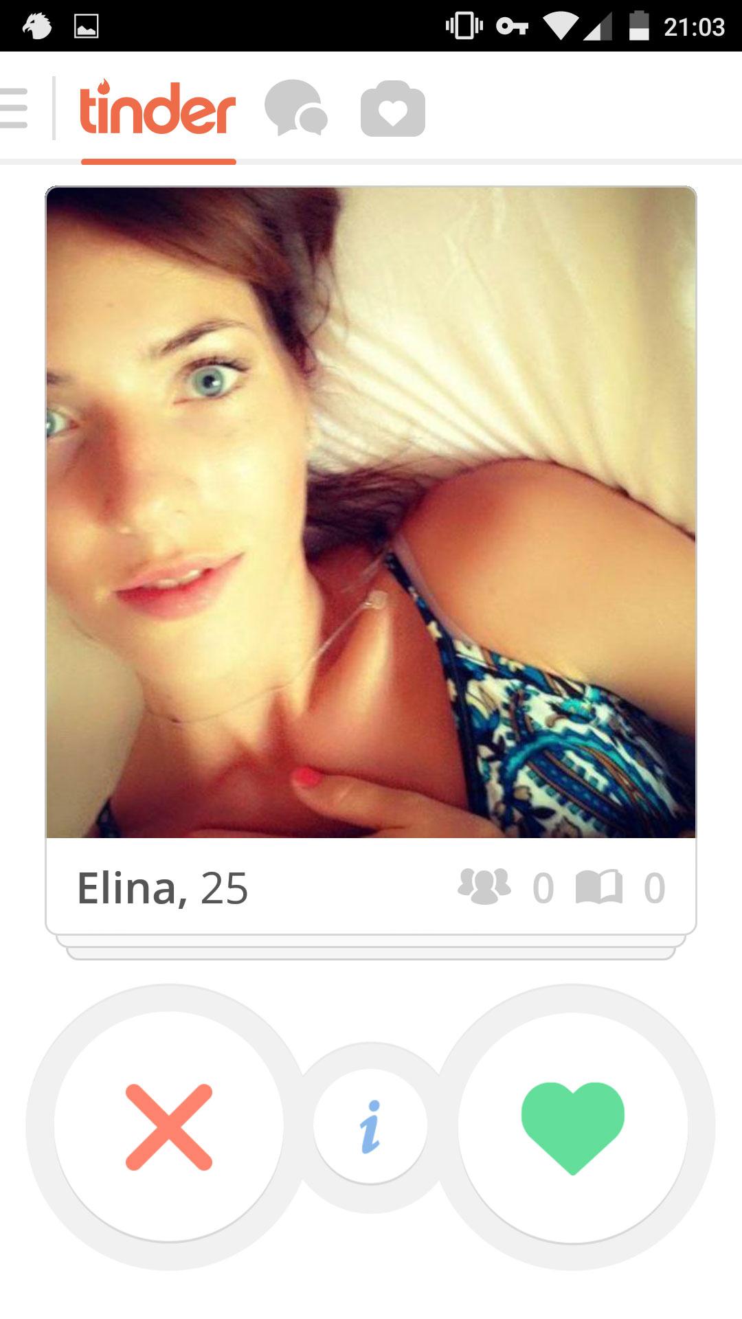 Tinder – быстрые знакомства с помощью смартфона