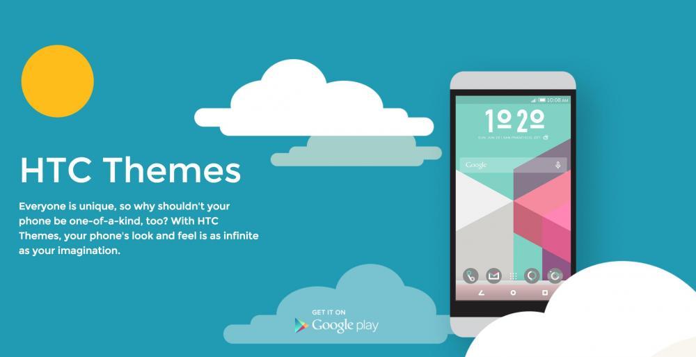 Фирменные приложения HTC для Sense теперь на любом смартфоне