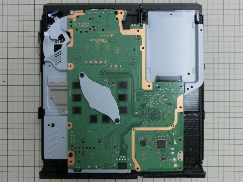 Новая модель Playstation 4 более компактная, энергоэффективная и тихая