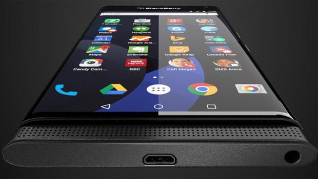 Первые рендеры смартфона Venice от Blackberry, но на Android