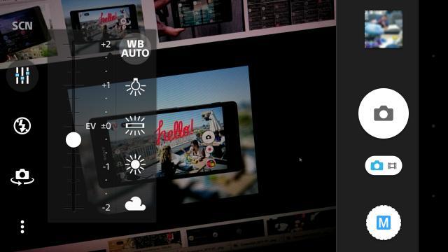 Sony пересмотрели фирменный интерфейс в своих устройствах