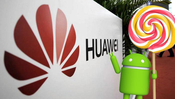 Android 5.1 для Huawei Ascend Mate 7 замечен на видео