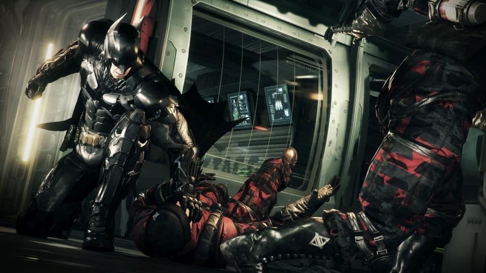 Batman: рыцарь Аркхема- продажи в Steam остановлены
