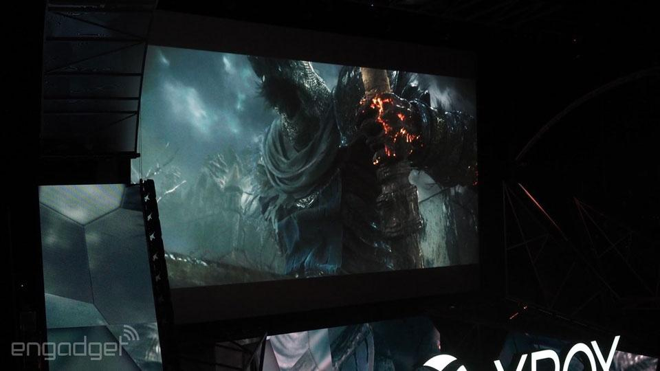 Dark Souls III появится в начале 2016