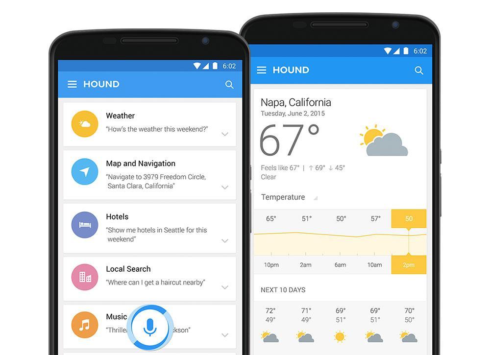Hound - неожиданный конкурент Google Now, Siri и Cortana