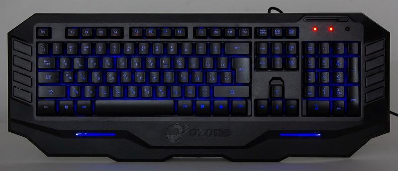 Клавиатура Ozone Blade: стильный помощник геймера