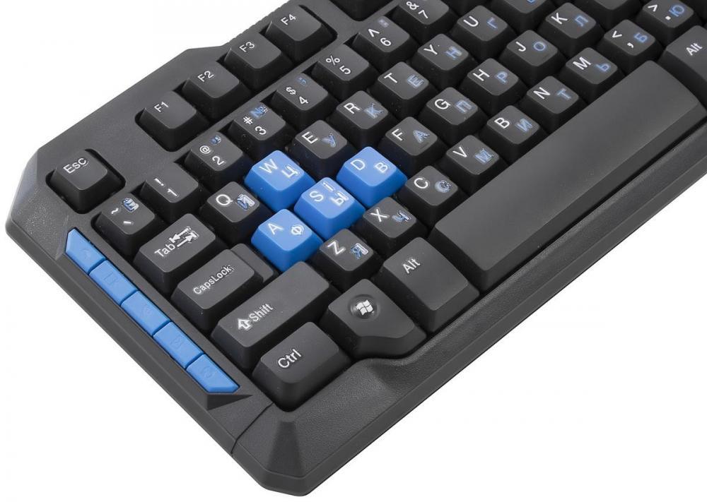 Клавиатуры SVEN Challenge 9500 и 9700: практичные и игровые