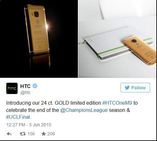 Курьёзы HTC: фотографируем на iPhone 6
