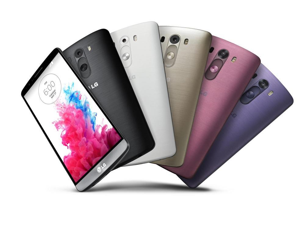 LG G3 прыгнет сразу до Android 5.1